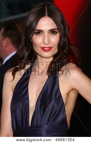 LOS ANGELES - JUN 11:  Karolina Wydra arrives at the