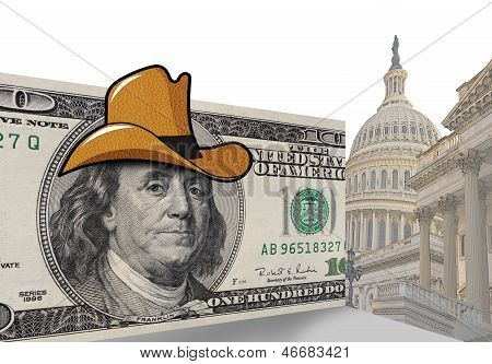 Cowboys in Washington D.C.