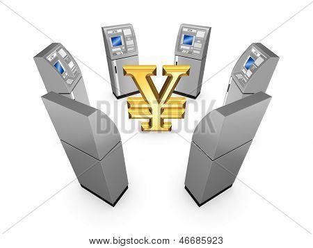 ATM concept.