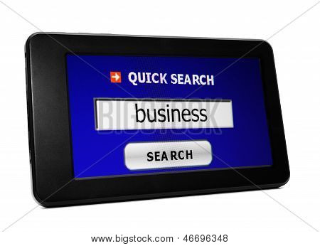 Search For Business