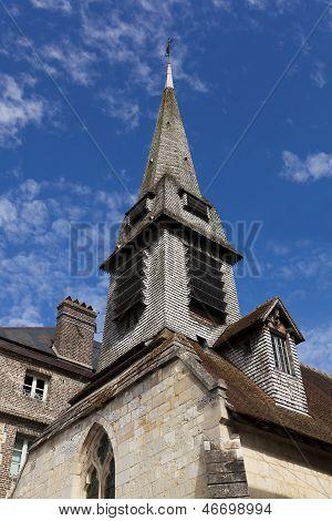 Tower Of Honfleur