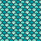 Citric pattern poster