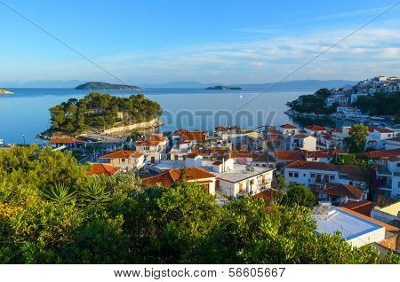 Beautiful Skiathos Island