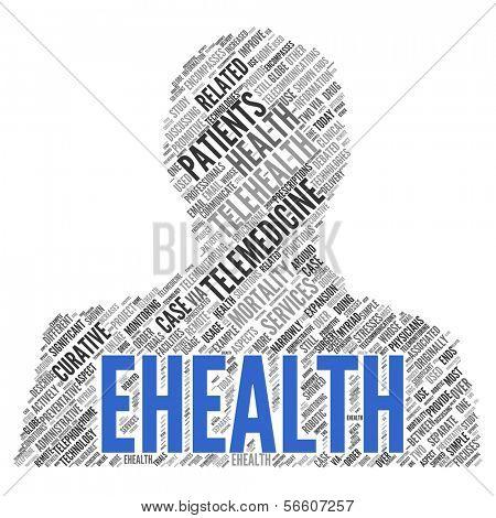 eHealth / e-Health | Conceptual Wallpaper