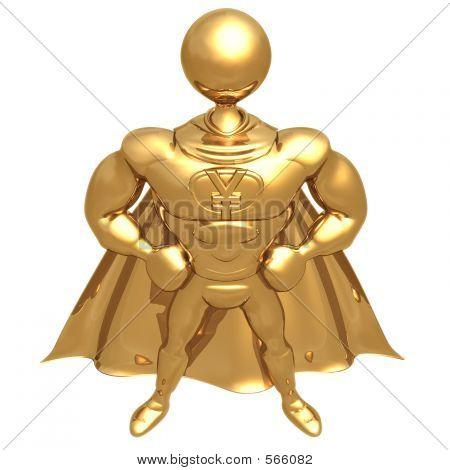 Superhero Yen