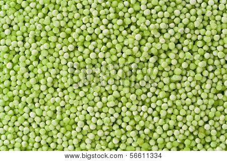 Green Tapioca Pearls