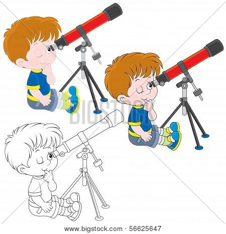 Little astronomer