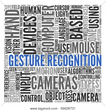 GESTURE RECOGNITION | Concept Wallpaper