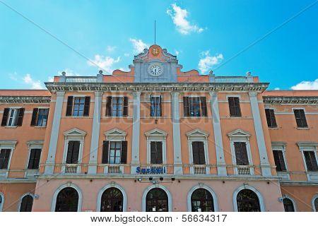 Sassari Station