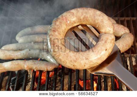 Grilled Bratwurst XXXL