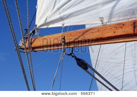 Sail And Boom, Landscape