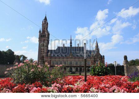 International Court of Justice, Hague