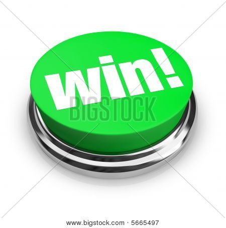 Win - Green Button