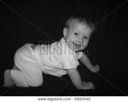 Smiling Baby 3