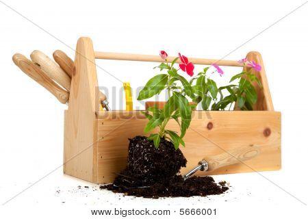 Gardener's  Tote Box