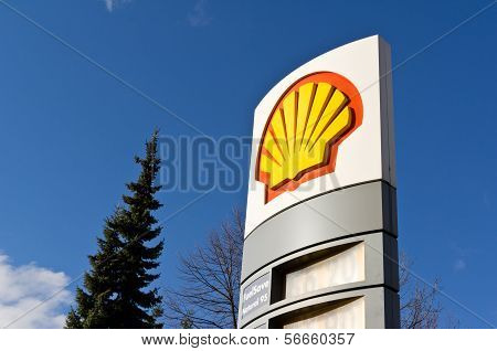 Logo Of Shell Oil Company