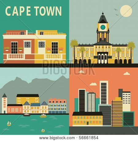 Cape town city.