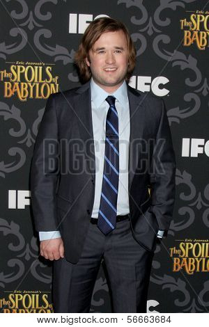 LOS ANGELES - JAN 7:  Haley Joel Osment at the IFC's
