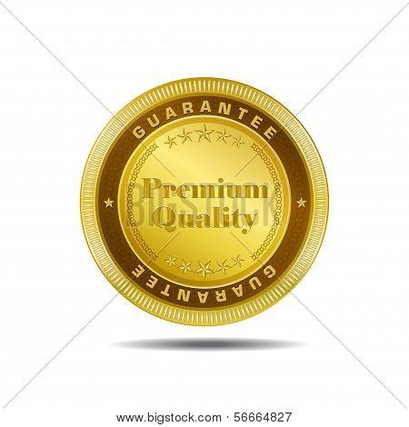 Premium Quality Gold Medal