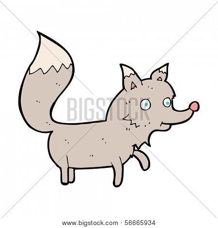 狼崽头像图片可爱