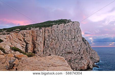 Capo Caccia Cliff