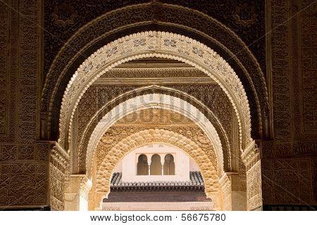 Moorish decorations