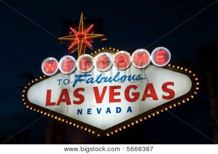 Fabulous Las Vegas Sign