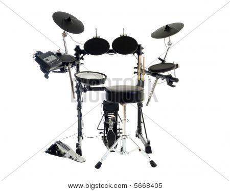 moderne Schlagzeug