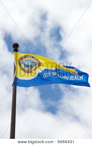 Long Beach flag