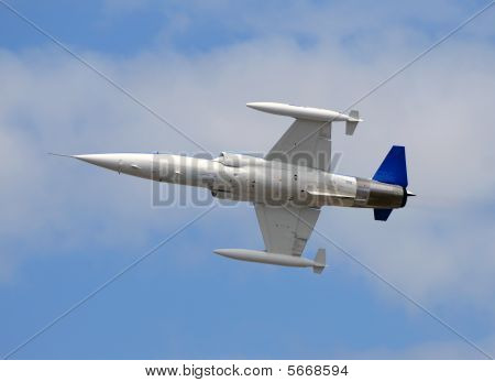 High Speed Jetfighter