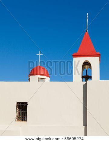Catholic St. John's Church in Akko (Acre), Israel