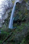 foto of swabian  - The waterfall of Bad Urach Swabian Alb Baden - JPG
