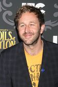 LOS ANGELES - 7 de JAN: Chris O'Dowd no IFC é