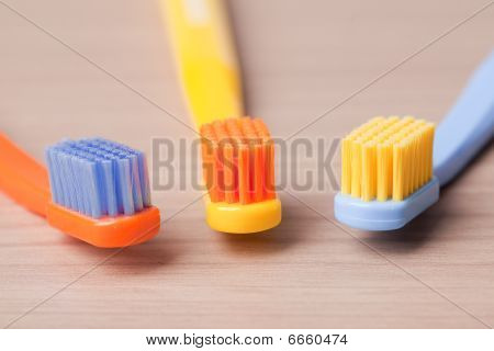 Color Toothbrush