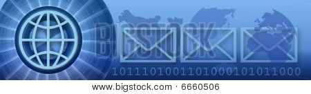 Banner Technology And E-mail