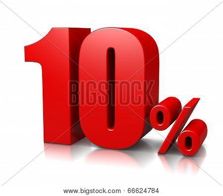 10 Percent