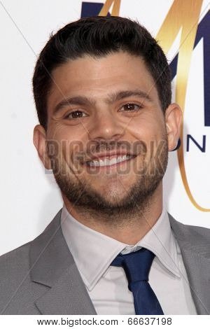"LOS ANGELES - JUN 9:  Jerry Ferrara at the ""Think Like A Man Too"" LA Premiere at TCL Chinese Theater on June 9, 2014 in Los Angeles, CA"