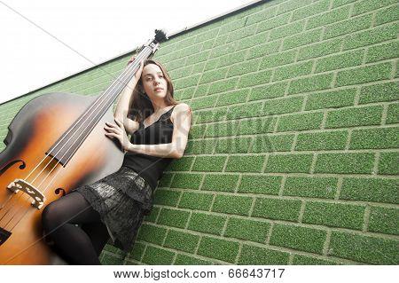 musician girl