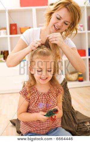 Girls Beauty Ritual