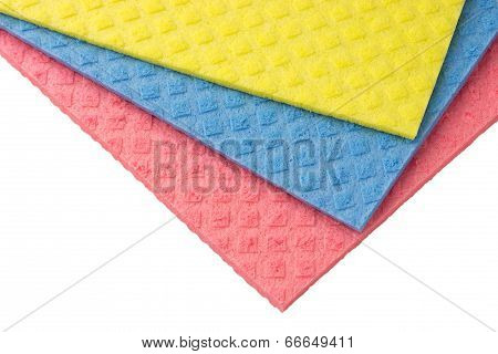 Cellulose Sponge.