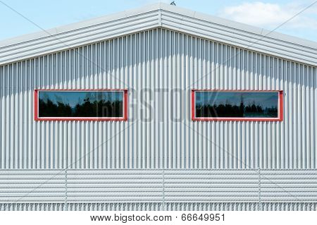 Metal Fasade