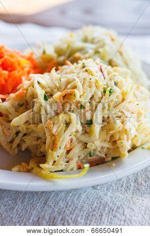 Healthy Coleslaw Cabbage Salad