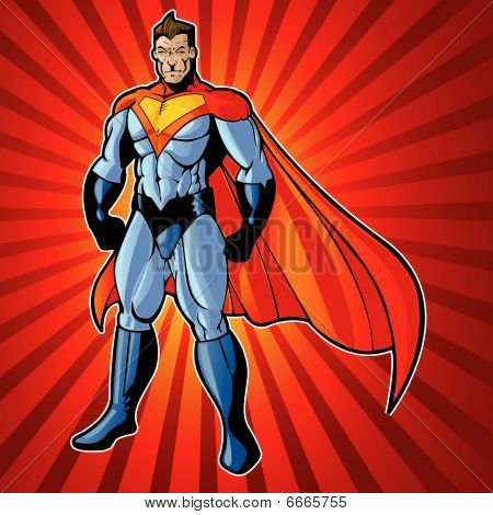 Homem super humano genérico