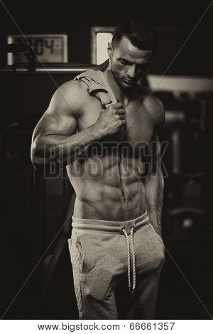 Person First - Bodybuilder Second