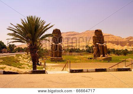 Egypt Colossuses