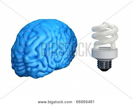 Energy-saving Brain
