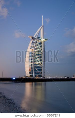 Burj Al Arab, A Seven Star Resort