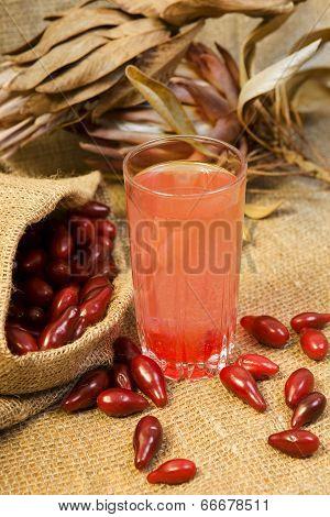 Cornelian Cherry Compote