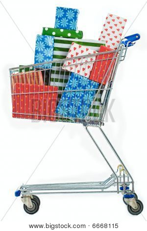 A Cart Full Of Gifts