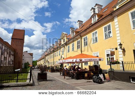 Tornu Iela In Riga